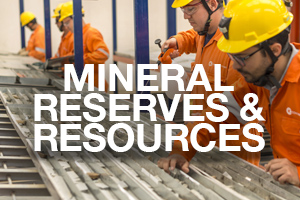 Core - Mineral Resource & Reserves Icon