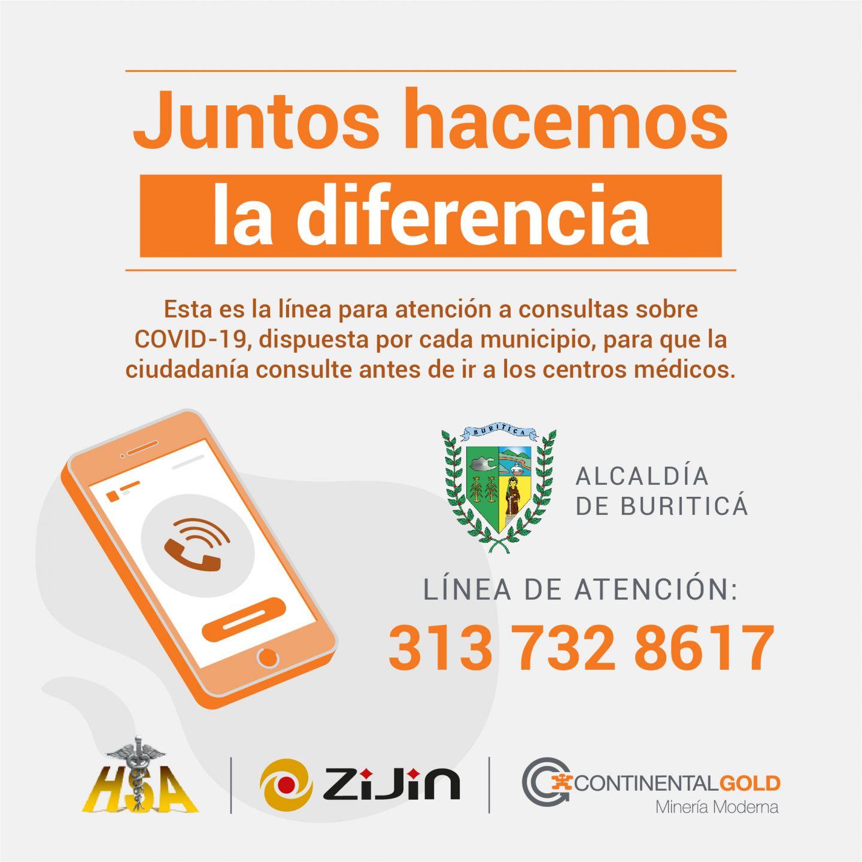 LíneasAtención_Buriticá