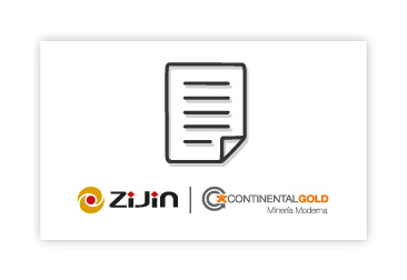 Comunicado Continental Gold